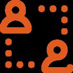 people-network-orange